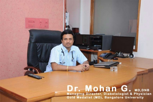 About Diavista Diabetes & Multispeciality Hospital
