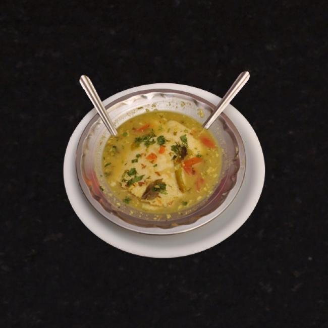 Idli Soup