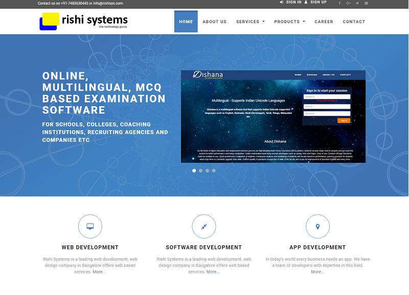 Rishi Systems