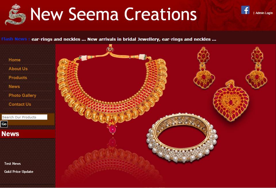 New Seema Creations